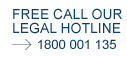 Free Call Our Legal Hotline